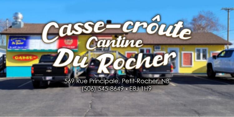 Casse-Croûte - Cantine du Rocher