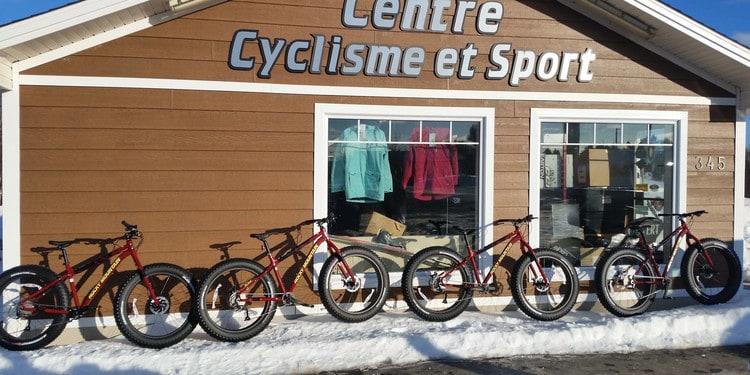 Centre de cyclisme et sport Nigadoo