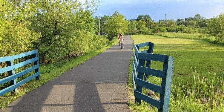 Chaleur Green Trails