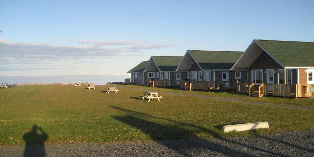 Motel and Cottages L'Acadien By The Sea